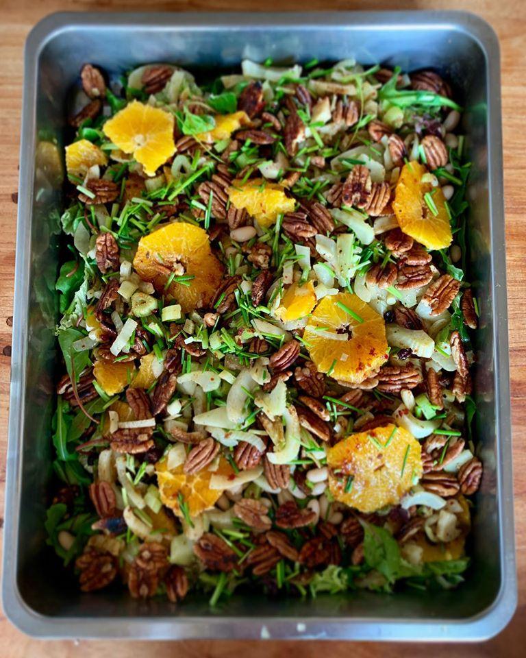 Liefhebber van salades?